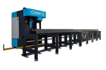 Centros de Furação de Vigas CNC Dimakin