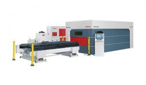 Máquinas de Corte Laser de Chapas Metálicas dimakin