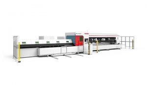 Máquinas de Corte Laser Tubo dimakin