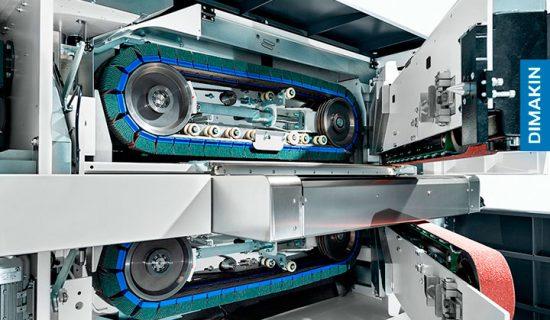 Máquinas de Remoção de Rebarba e Arredondamento de Arestas dimakin