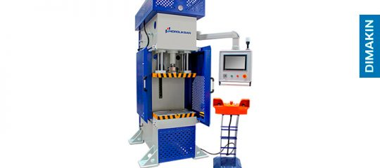 prensas hidraulicas dimakin