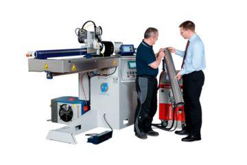 Máquinas de Soldar Longitudinal, Circunferencial e Cantos Dimakin