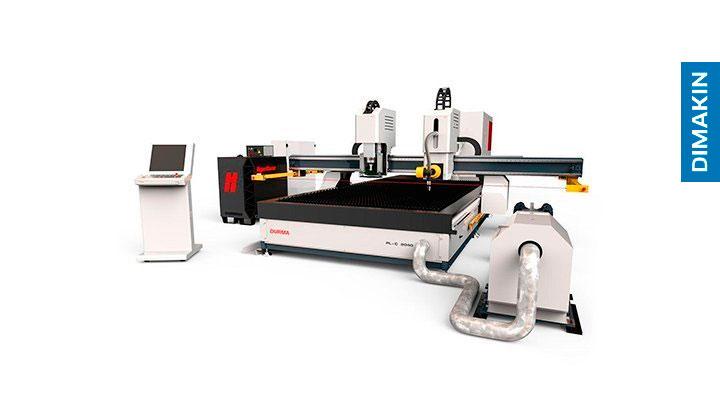 Máquina Corte Plasma com Hypertherm