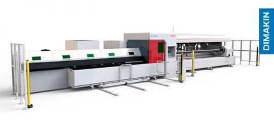Máquina corte laser tubo 3D