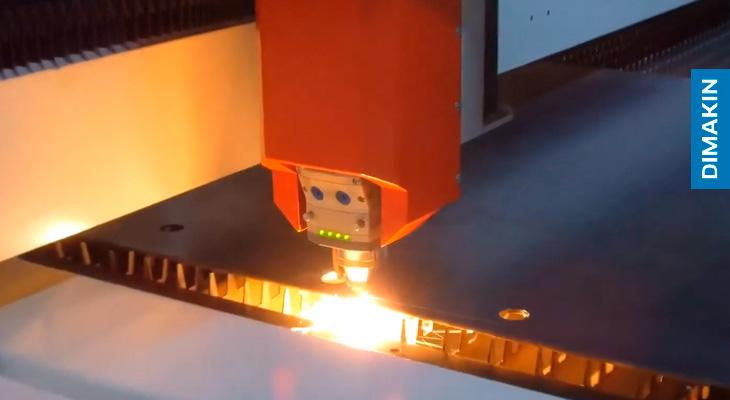 Corte Laser Chapa Metálica