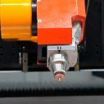 Corte laser chapas metálicas